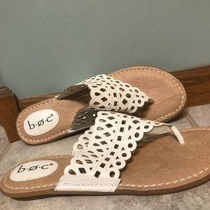 boc Shoes - BOC cut out sandals